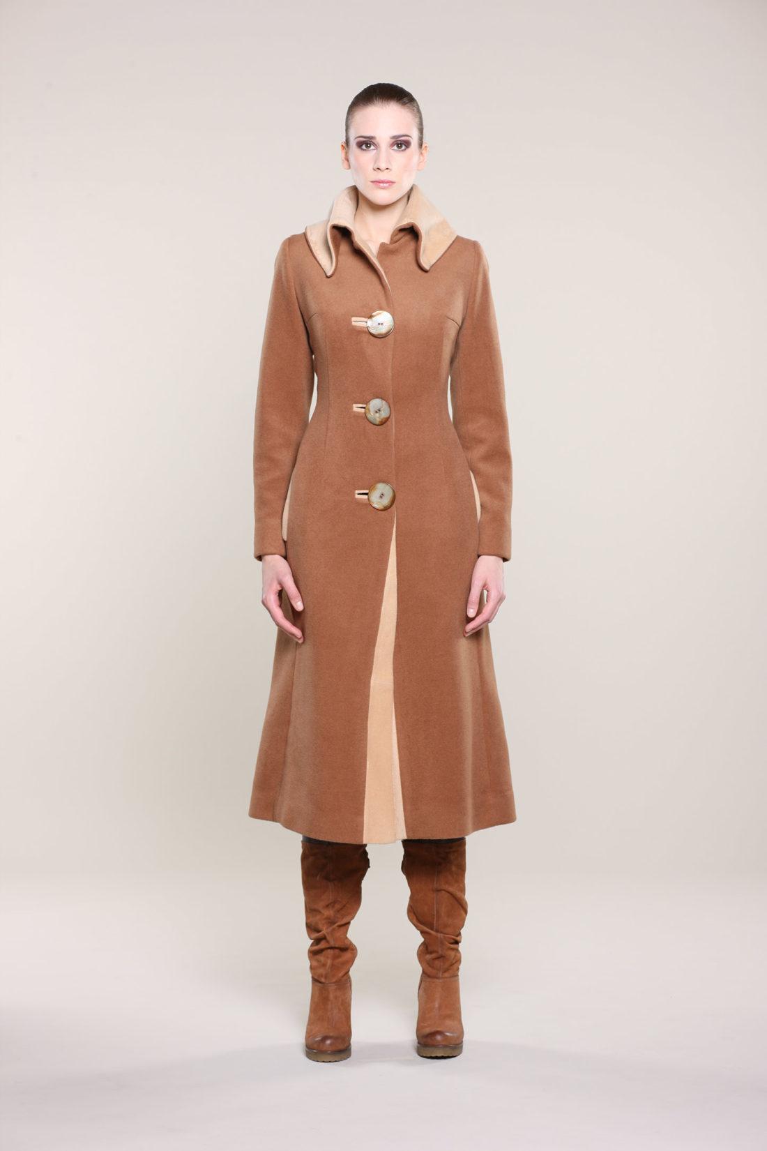 handgemachter Mantel aus Köln