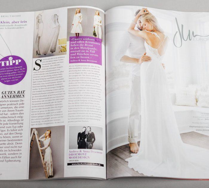 Hochzeit Magazin-Ausgabe 2: 2016-001
