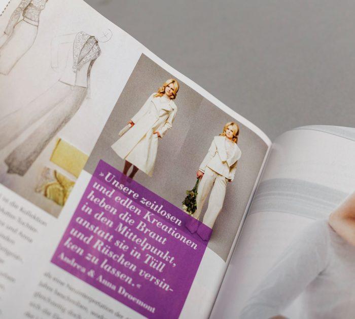 Hochzeit Magazin-Ausgabe 2: 2016-003