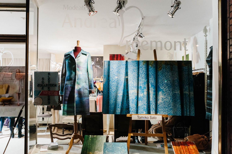 Fashion Meets Furniture Vi Modenschau Von Andrea Droemont