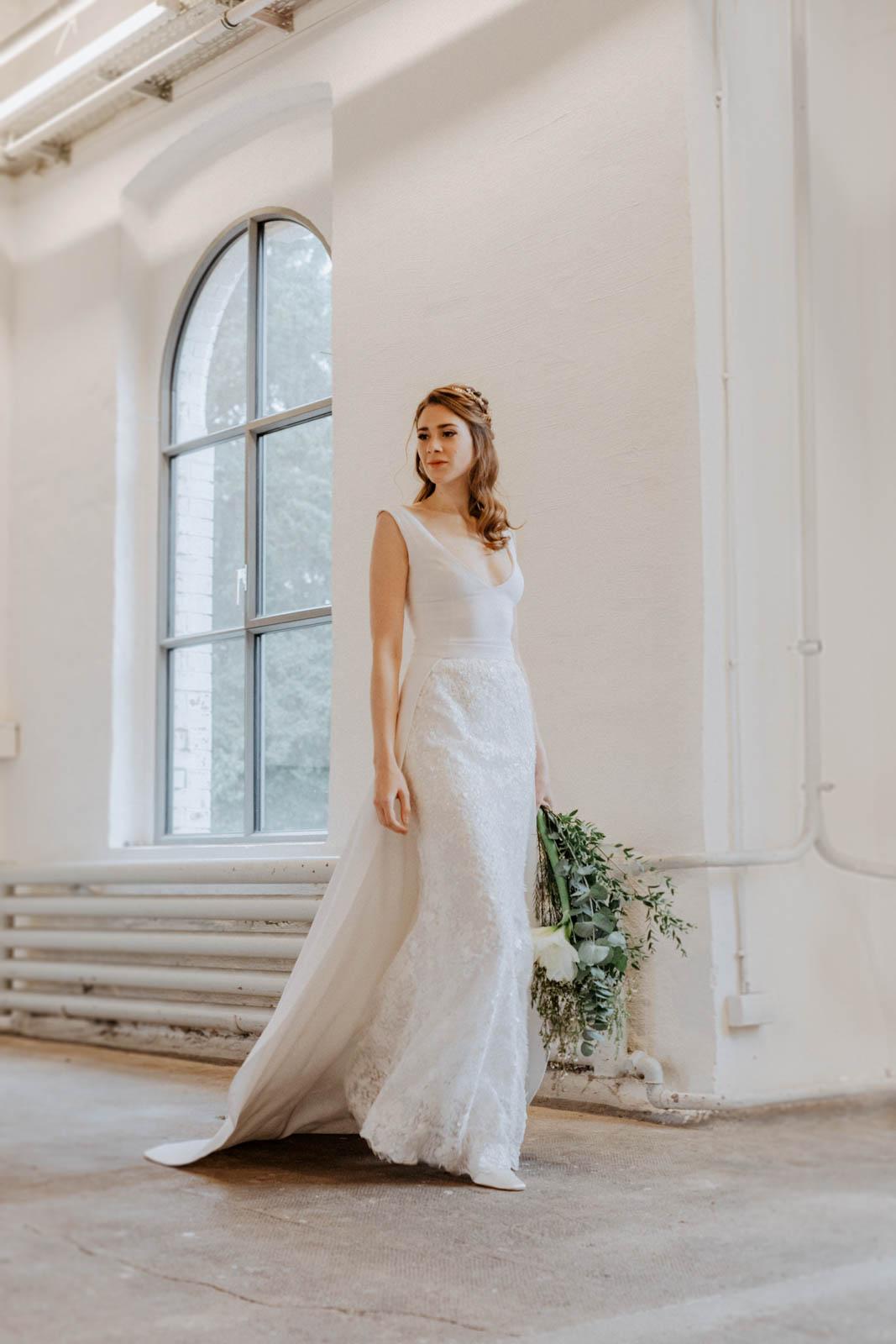 Brautkleid von Andrea Droemont