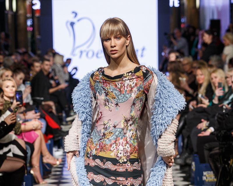 Andrea Droemont Mode auf der Berlin Fashion Week